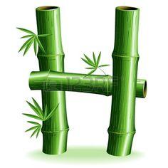 Bamboo Logo Brief Anmelden H photo