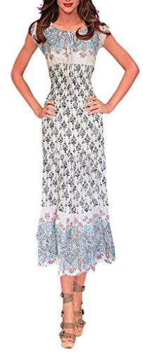 Peach Couture Gypsy Boho Cap Sleeves Smocked Waist Tiered Renaissance Maxi Dress (Small, Boho Cream) Peach Couture http://www.amazon.com/dp/B00W42DAYK/ref=cm_sw_r_pi_dp_lIZwvb1XT669B