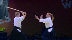 martial arts gifs The History of Fighting