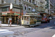 Historic Photographs  San Fransisco (1958)