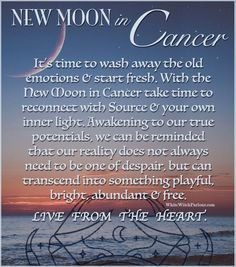 The White Witch Parlour Super New Moon, Easy Spells, Moon Spells, Planets And Moons, New Moon Rituals, Love Moon, Healing Spells, Moon Witch, Cancer Moon