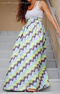 I hope you are ready for some skirt making mom! @Teri McPhillips Lugo I want to make a few of these!
