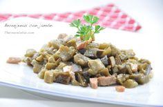 Green Beans, Oatmeal, Cooking, Breakfast, Carne, Recipes, Food, Vitamins, Fiber
