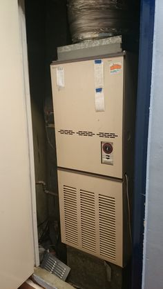 ) within a cupboard in the music room Site Visit, Boiler, Cupboard, Conditioner, Home Appliances, Music, Room, Clothes Stand, House Appliances