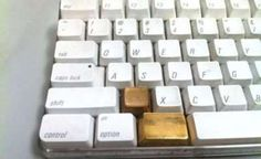 The Golden Mistake Keys by Eric Elms