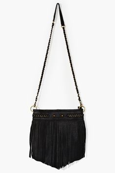 Olivia Fringe Bag