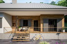 Villa Sayaca #villa #houses #architecture #wood #facade #houses #country #countryhouses