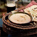 Red Pepper-Cheese Dip Recipe | MyRecipes.com