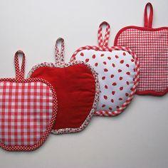 Petites+maniques+en+forme+de+pomme