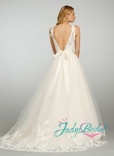 The Jim Hjelm Bridal gowns are designed by Hayley Paige and are available in Orlando, FL at Solutions Bridal. Experience a personal bridal styling. Wedding Dress Gallery, Wedding Dresses 2014, Designer Wedding Dresses, Wedding Attire, Wedding Gowns, Lace Wedding, Spring Wedding, Mermaid Wedding, Tulle Ball Gown