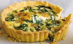 Comté and polenta tart recipe | Yotam Ottolenghi | Vegetarian | Food