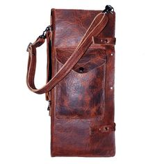 Image result for drum stick bag leather