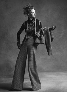 Chanel Ad Campaign Fall Winter 2015/2016