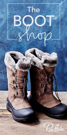 a65e59aff Score must-have winter boots from brands like BEARPAW and EMU Australia at  up to