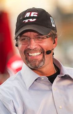 Kyle Petty- SPEED-NASCAR Analyst-Trackside-Victory Lane-Race Day