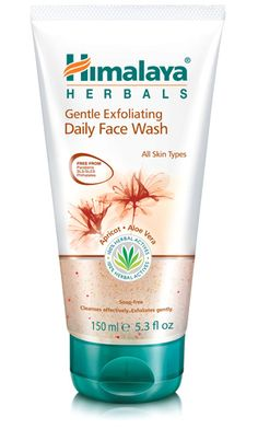 A soap-free, daily use exfoliating face wash that effectively cleanses your skin and gently exfoliates dead skin cells. Apricot granules gently scrub off dead skin cells, help stimulate fresh cell growth and prevent formation of blackheads. Neem and Lemon deep cleanse and remove excess oil while AloeVera soothes your skin and maintains its natural moisture balance, leaving your skin fresh, rejuvenated and glowing, day after day.