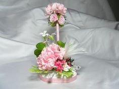 Pink Wedding Feather Pen Victorian Style Light by TheWeddingPetal, $25.00