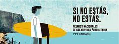 Creatividad publicitaria. 7, 8 y 9 de abril. Ya no queda nada #cdec2016 de @clubdecreativos #Donostia #SanSebastian
