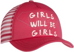 Roxy Kids Girls 7-16 Splashin Baseball Cap