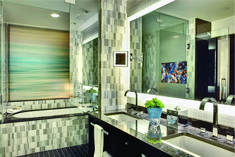 The Leader In Lighted Mirror and Mirror TV Technology