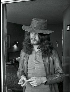 Glenn Hughes Texas December 1970 : pic by Trapeze photographer Carl Dunn