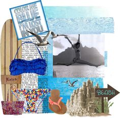 @ The Beach!, created by sfunkygirl on Polyvore