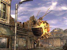 Fallout New Vegas - Ed-E