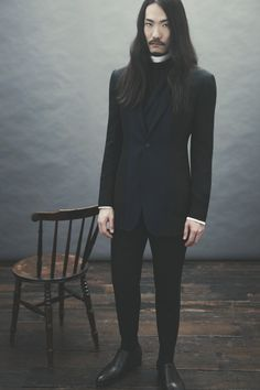 Ozwald Boateng AW12 Collection