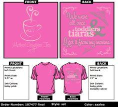 Alpha Sigma Tau Mother Daughter Tea  http://www.greekt-shirtsthatrock.com/