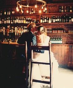You both love beer and you have a pub that's near and dear to your heart, so why not make it a pub wedding? Simple, traditional, and laid back, it has all the amenities that you could need or want. Like our local pubs, you can even have your Wave ‎DJ‬ host a ‎wedding‬ trivia event for fun! ‪#‎pubwedding‬ ‪#‎weddingideas‬