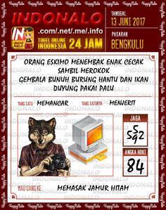Bocoran JP 3D Togel Wap Online Indonalo Bengkulu 13 Juni 2017