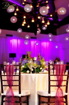 Iluminacion bodas espectaculares