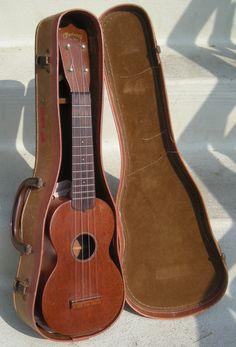 Vintage Martin Soprano Ukulele