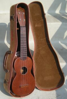 I want to find a vintage uke :)