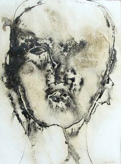 Mario Duplantier Absolute Zero, Eclectic Modern, Tobias, Prehistoric, Apollo, Mixed Media Art, Mists, Illustration, Art Drawings