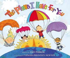 The Plans I Have for You, written by bestselling author Amy Parker and illustrated by award-winning artist Vanessa Brantley-Newton, is a playful picture book that inspires kids to dream about their future and to trust that God has great plans for each and every one of us.