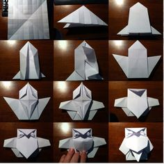 Origami Por Pasos 10 800x800 Owl InstructionsOrigami