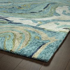 Bargas Hand Tufted Wool Teal Area Rug – Area Rugs in bedroom Teal Rug, Teal Area Rug, Turquoise Rug, Blue Rugs, Contemporary Area Rugs, Modern Area Rugs, Coastal Area Rugs, Afraid Of The Dark, Rectangular Rugs