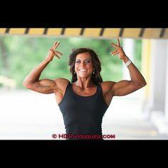 hdphysiques @hdphysiques Kim Baum, strong ...Instagram photo   Websta (Webstagram)