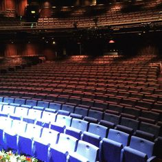 """""""This is the view from behind the scenes at The Lowry #SalfordGrad"""""""