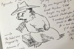 Peggy Fortnum, artist who brought Paddington Bear to life, dies at 96