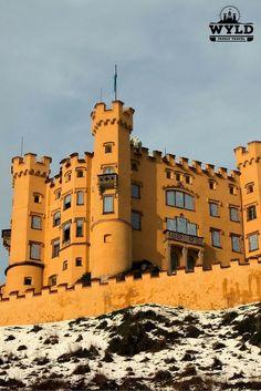 ***Castle Hohenschwangau (Bavaria, Germany)