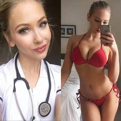 Stunning Girls, Gorgeous Women, Beautiful Body, Sexy Nurse, Military Girl, Military Women, Girls Uniforms, Professional Women, Sexy Hot Girls