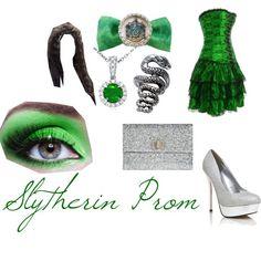 """""""Slytherin Prom"""""""