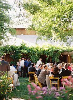 Rustic Elegant Wedding at Healdsburg Country Gardens #barnwedding #healdsburg