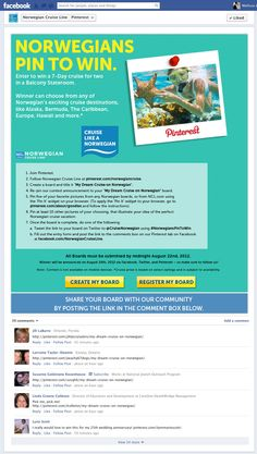 3 ways to integrate pinterest with Facebook #shoutlet