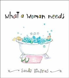 What a Woman Needs by Sandy Gingras, http://www.amazon.com/dp/0740771078/ref=cm_sw_r_pi_dp_HFivtb1MGT2CJ