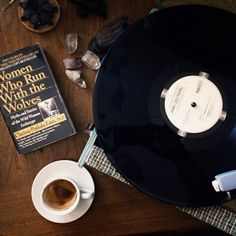 thewholesomehandbook:  Sunday: Coffee, Coltrane, and Clarissa Pinkola Estes.