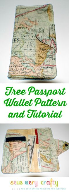 Passport-Wallet-1-366x1024 Free DIY Passport Wallet Pattern