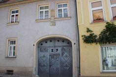 Alte Häuser  #Freyburg